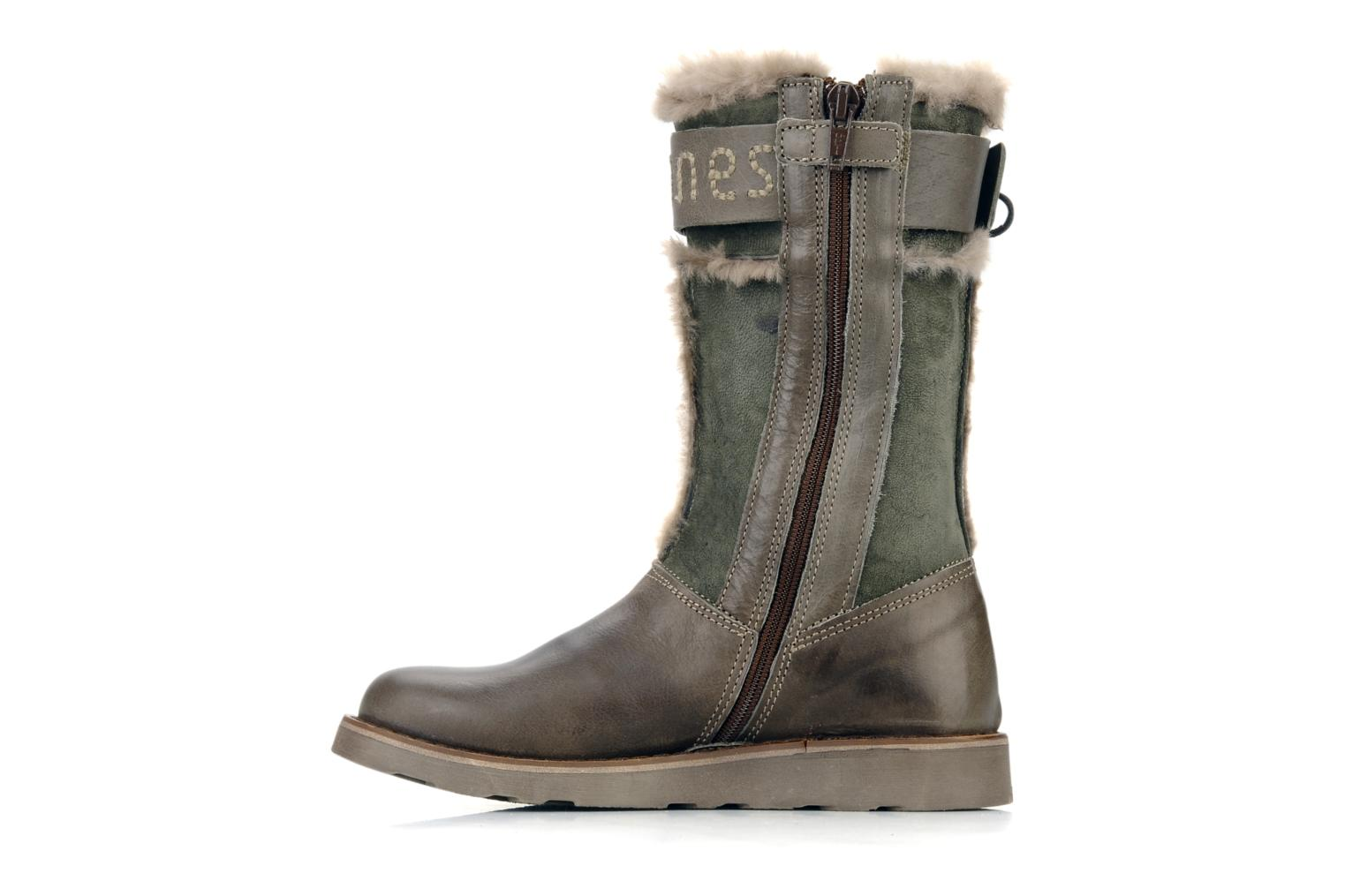 Boots & wellies Stones and Bones Barma Brown front view