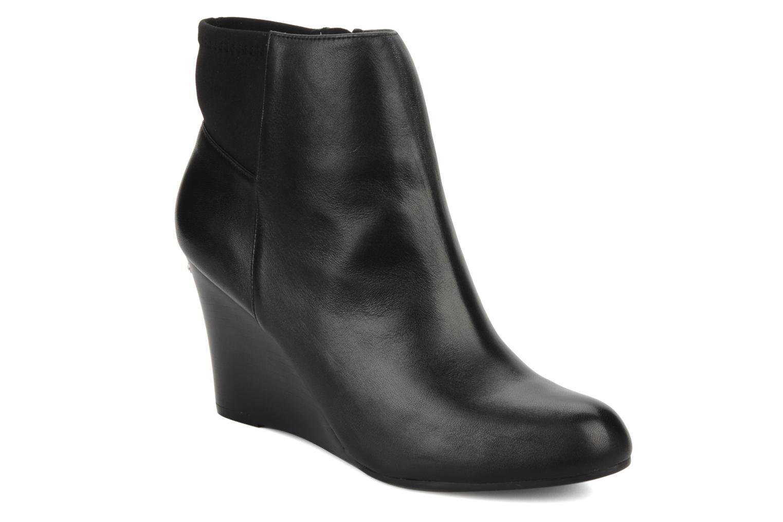 Bromley wedge bootie Noir