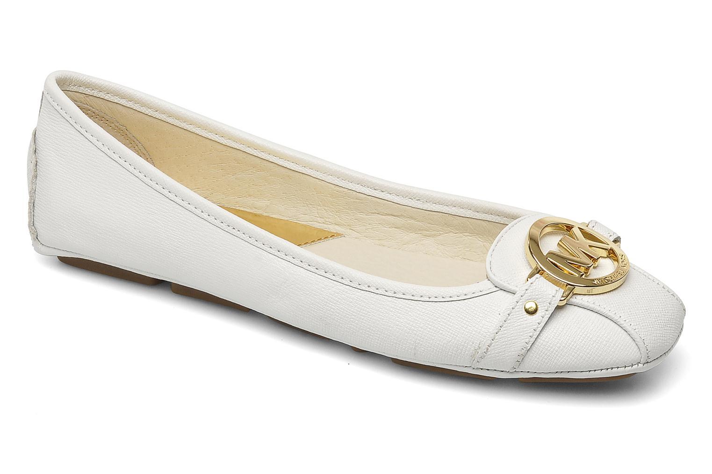 Ballerine Michael Michael Kors Fulton moc Bianco vedi dettaglio/paio