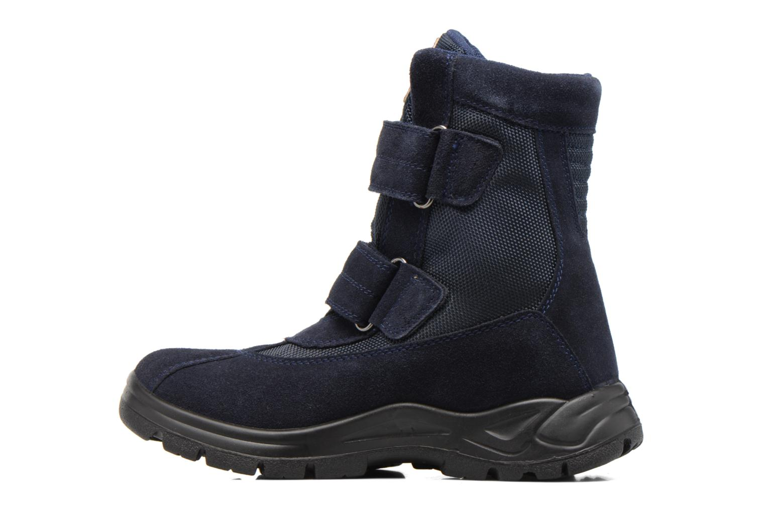 Boots & wellies Naturino Barents Blue front view