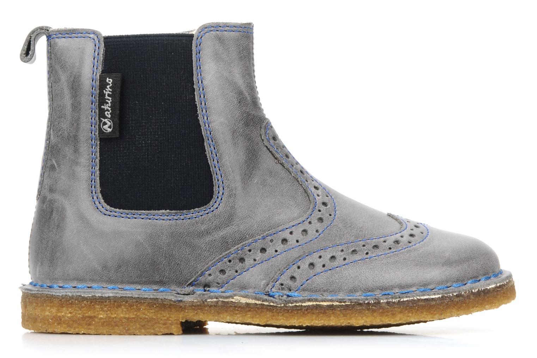Bottines et boots Naturino Falcotto 2934 Gris vue derrière
