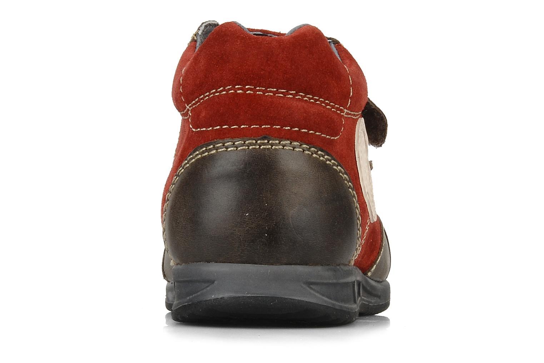 Sneakers Naturino Rilo Bruin rechts