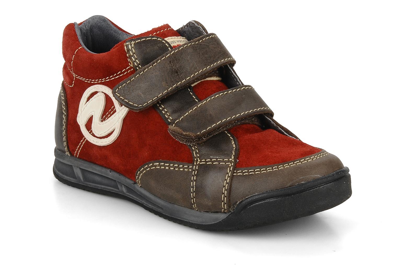 Sneakers Naturino Rilo Bruin detail