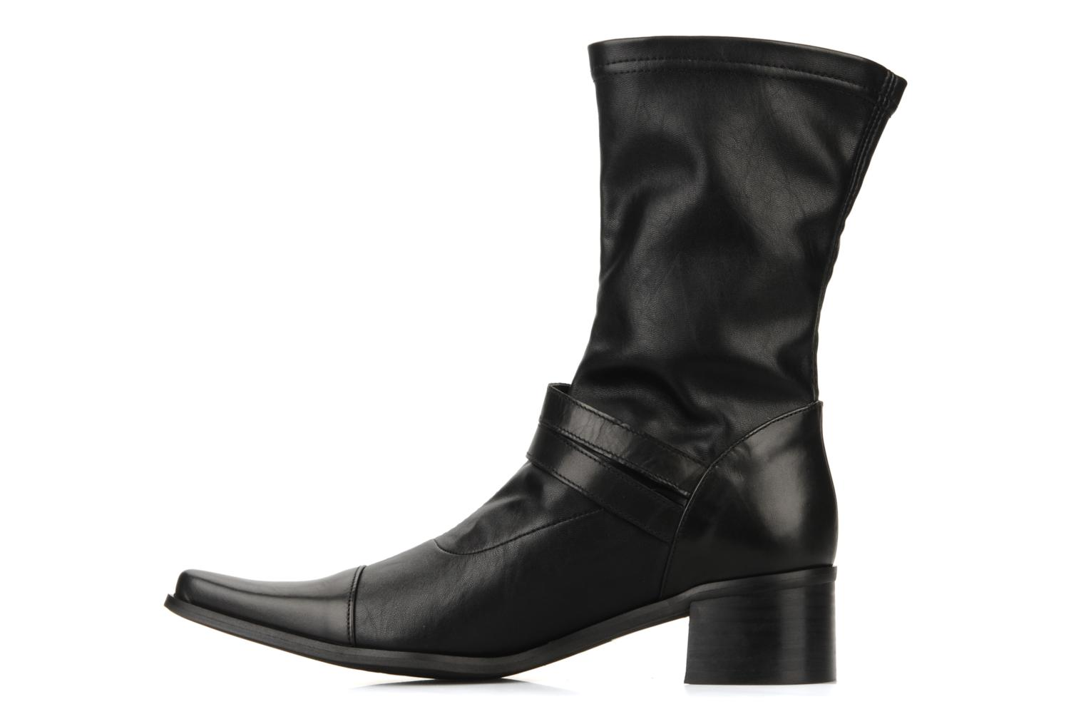 Ankle boots JB MARTIN Bering Black front view