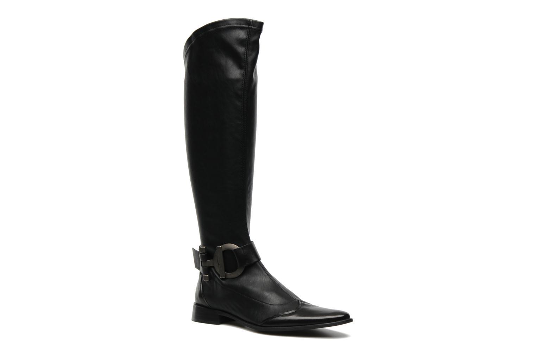 Stiefel JB MARTIN Ocean schwarz detaillierte ansicht/modell