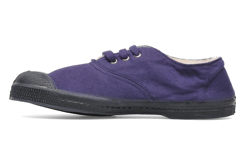 Sneaker Bensimon Tennis Fourrees E lila ansicht von vorne