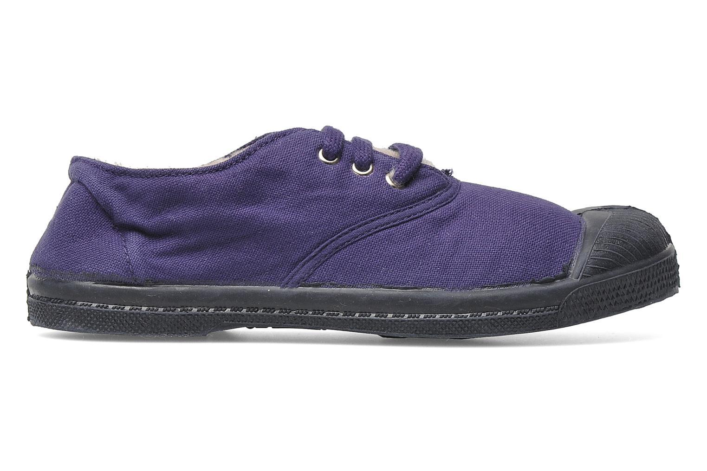 Sneaker Bensimon Tennis Fourrees E lila ansicht von hinten