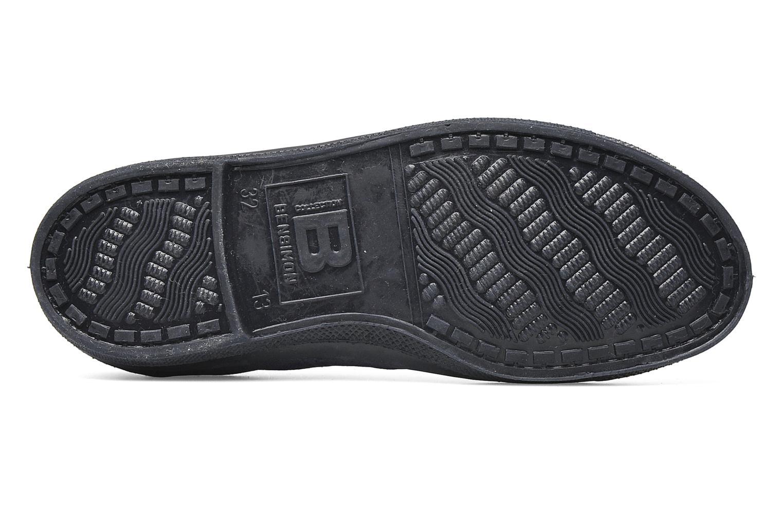 Sneakers Bensimon Tennis Fourrees E Lila bild från ovan