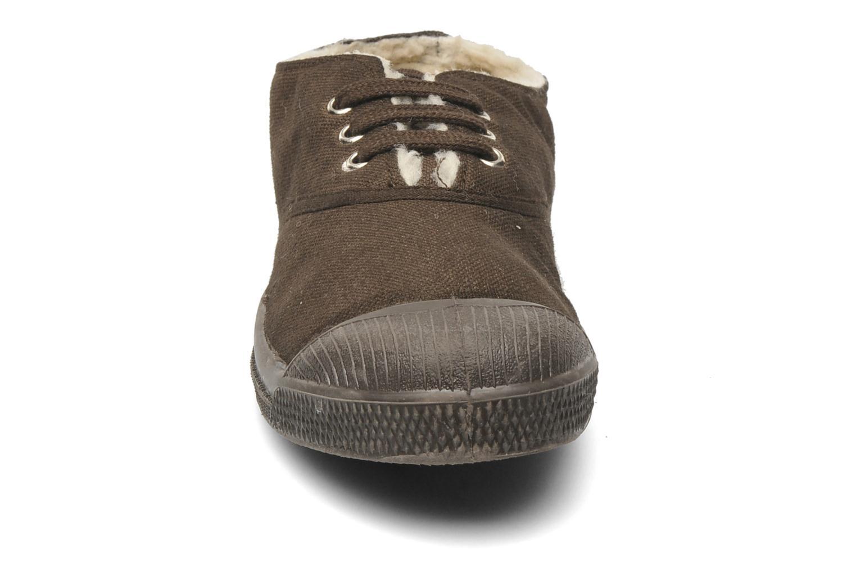 Sneakers Bensimon Tennis Fourrees E Bruin model