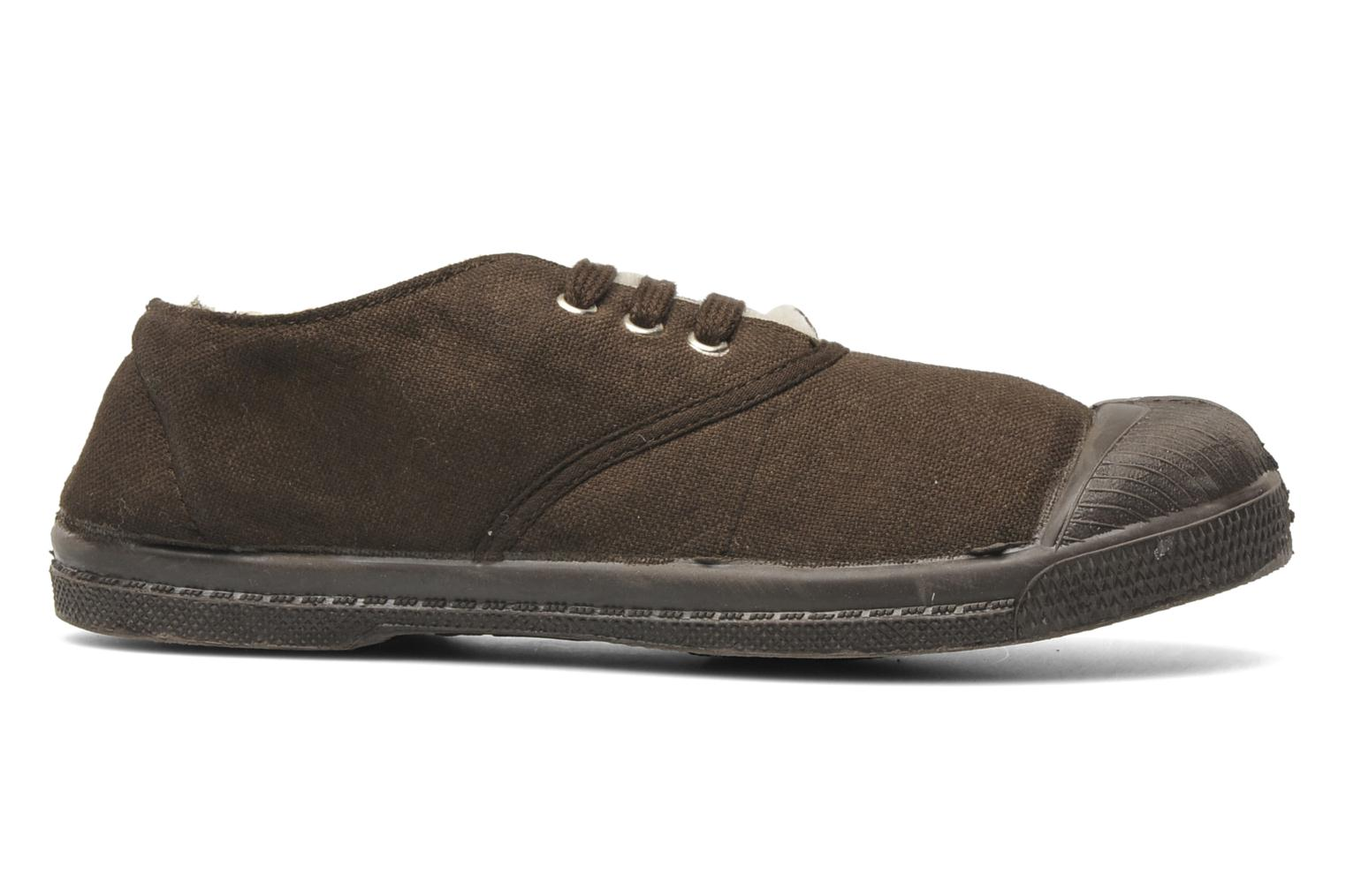 Sneakers Bensimon Tennis Fourrees E Bruin achterkant