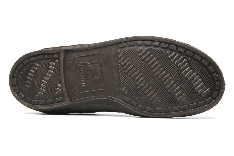Sneakers Bensimon Tennis Fourrees E Bruin boven
