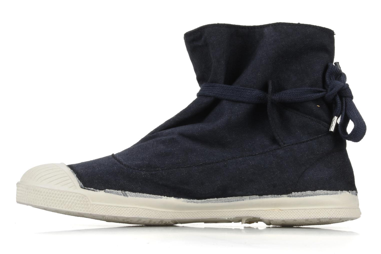 Boots en enkellaarsjes Bensimon Floby Blauw voorkant