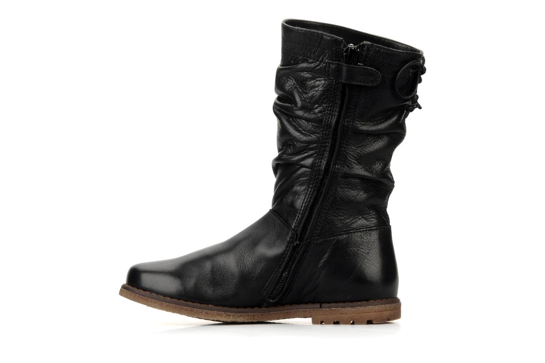 Boots & wellies Unisa Elton Black front view