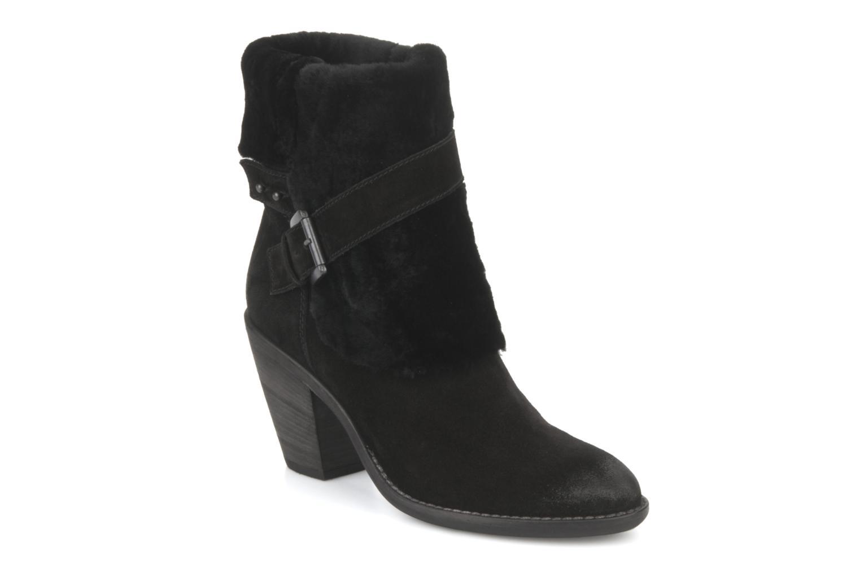 Bottines et boots Janet & Janet Comodo Noir vue détail/paire