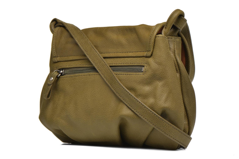 Handtaschen Nat & Nin Jen grün ansicht von rechts