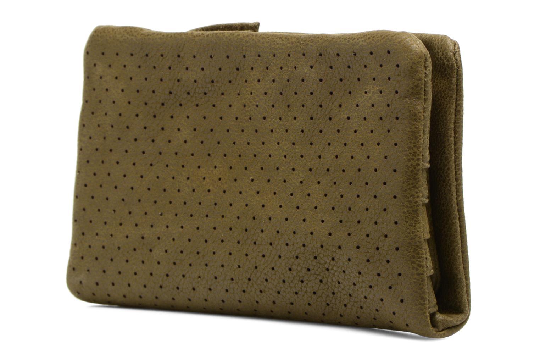 Portemonnaies & Clutches Nat & Nin Ally grün schuhe getragen
