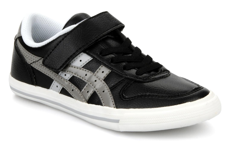 Sneakers Asics Aaron vc ps Zwart detail