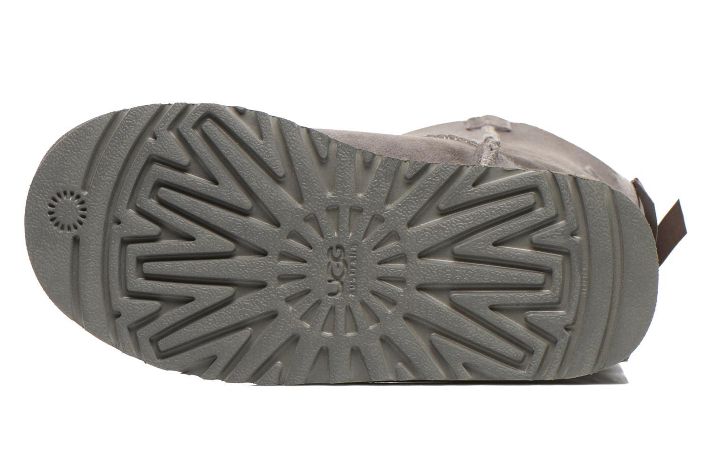 Laarzen UGG Bailey bow Grijs boven