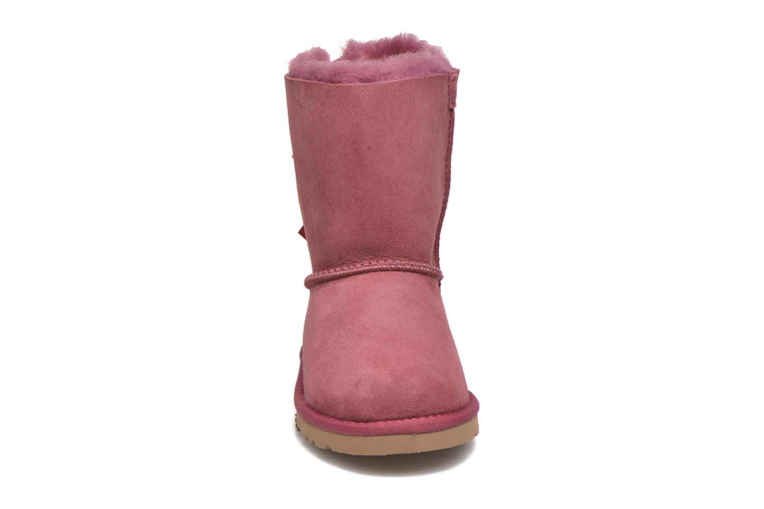 Laarzen UGG Bailey bow Roze model