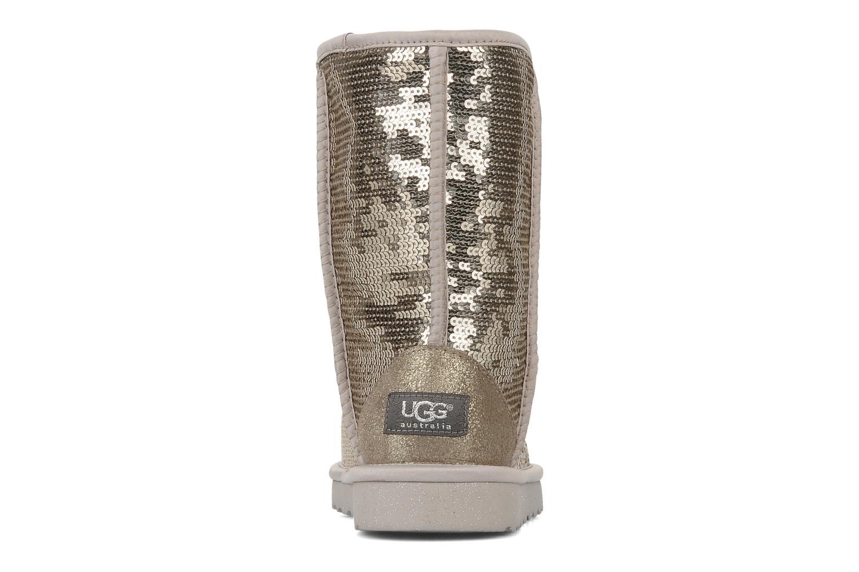 Classic Short Sparkles Silver