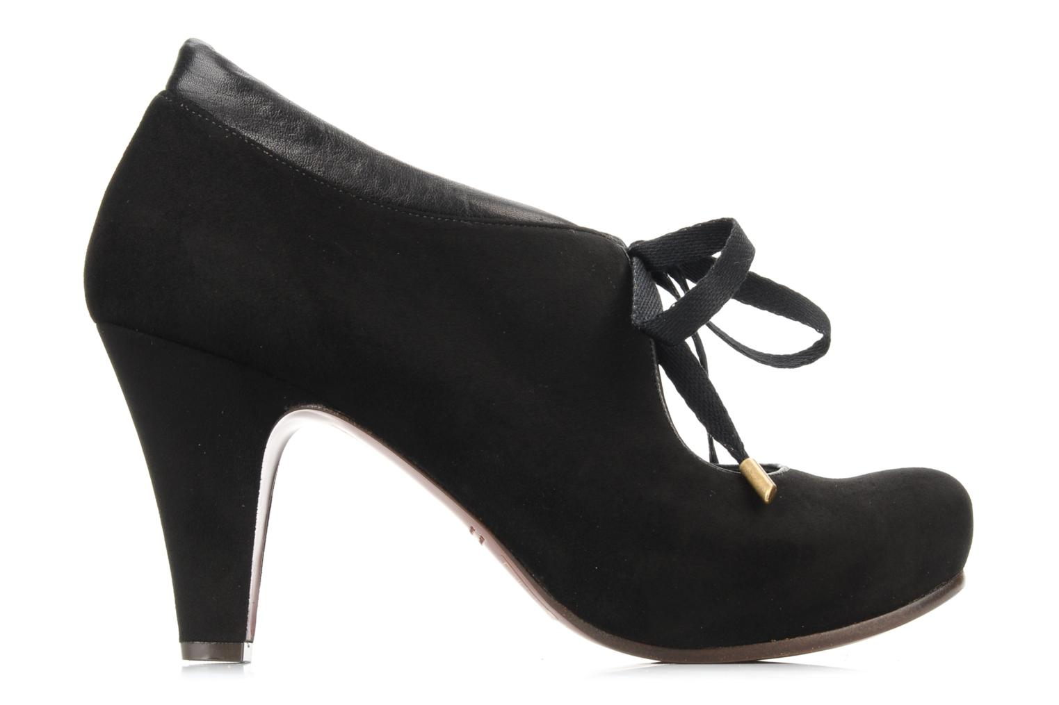 Ankle boots Chie Mihara Colibri Black back view