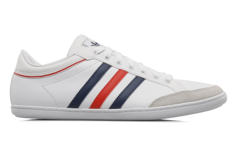 Baskets Adidas Originals Plimcana low Blanc vue derrière