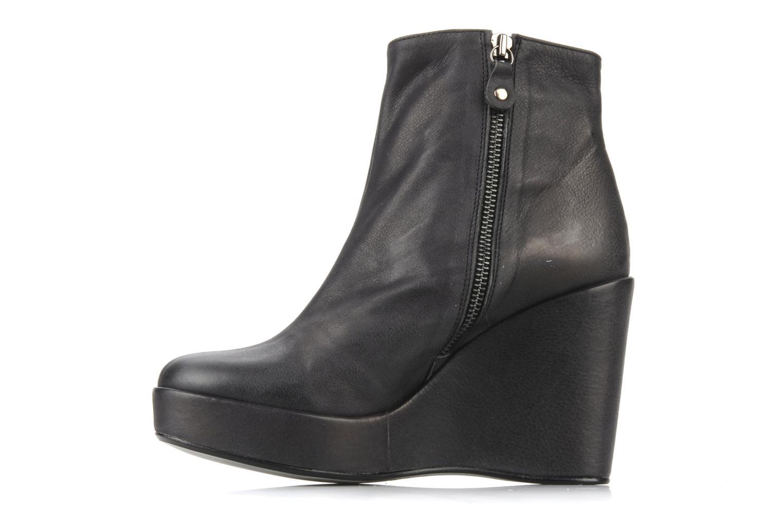 Bottines et boots Emma Go Keaton plus Noir vue face