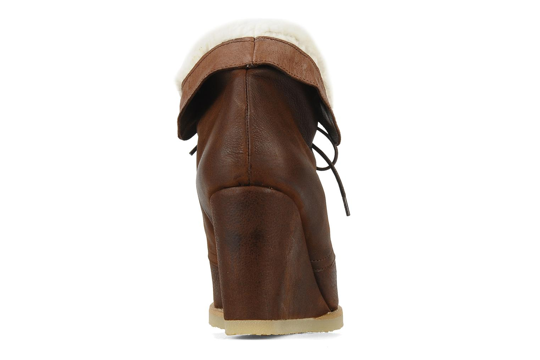 Bottines et boots Emma Go Keen Marron vue droite