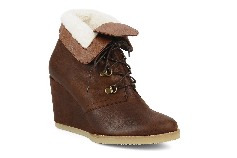 Bottines et boots Emma Go Keen Marron vue détail/paire