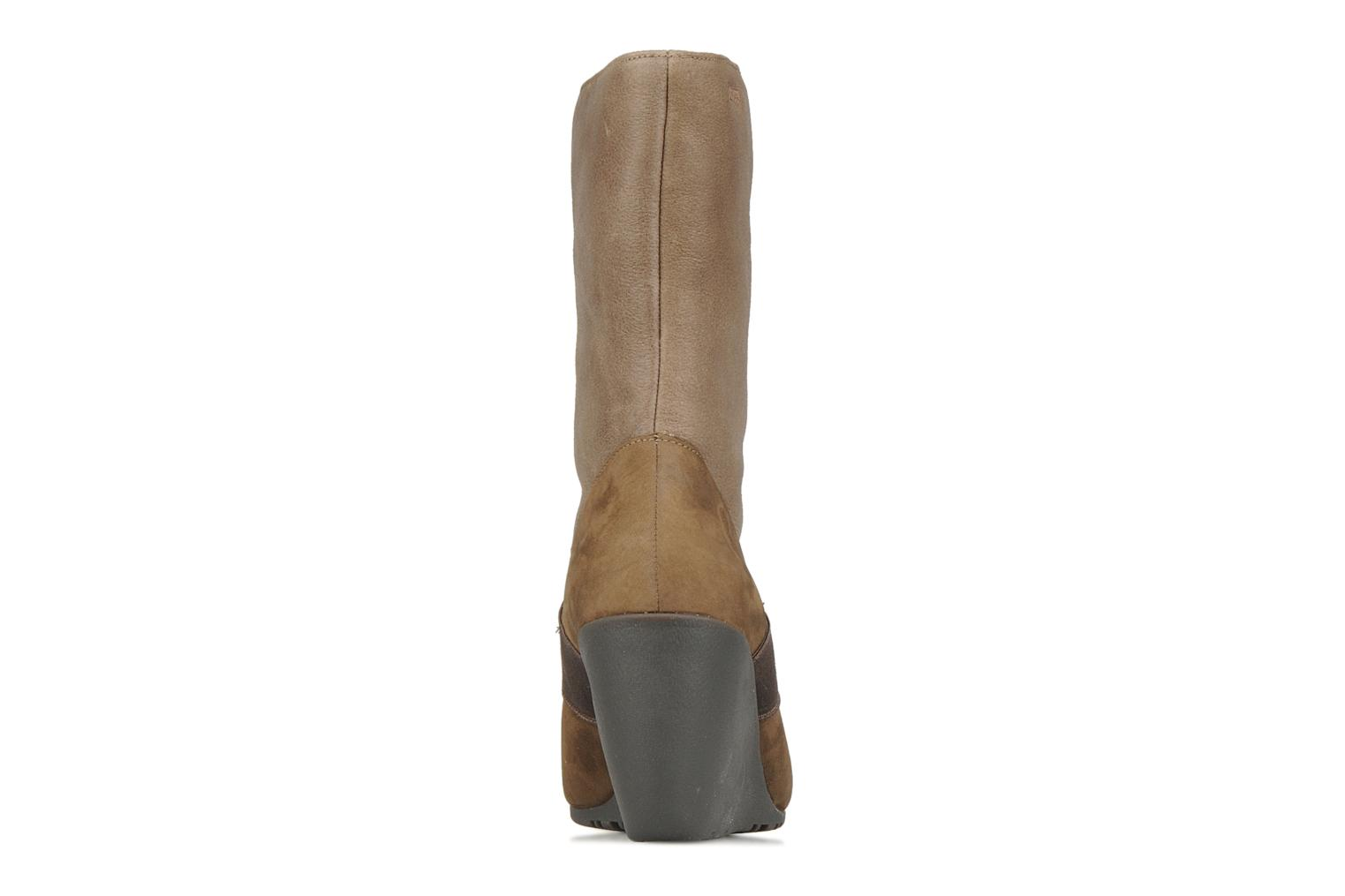 Ankle boots Camper Nancy 46331 Brown view from the right