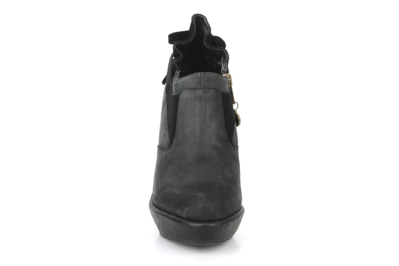 Stiefeletten & Boots Feud Brit schwarz schuhe getragen