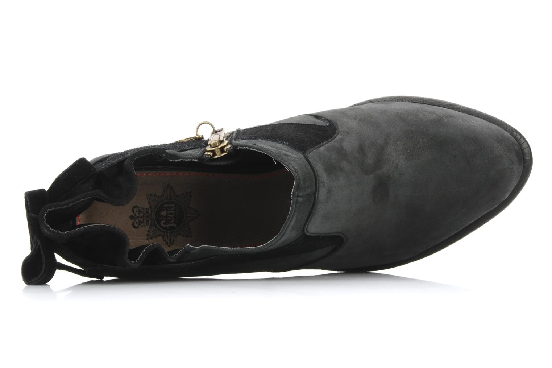 Stiefeletten & Boots Feud Brit schwarz ansicht von links