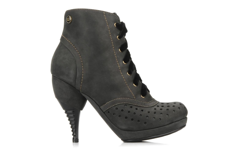 Boots en enkellaarsjes Feud Beckon Zwart achterkant