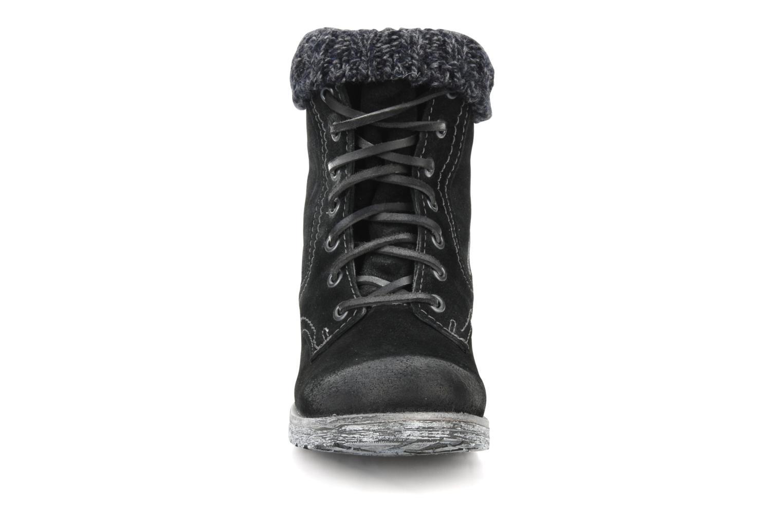Ankle boots Cafè Noir Aroa Black model view
