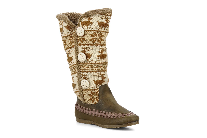 Stiefel Chocolate Schubar Fafia braun detaillierte ansicht/modell