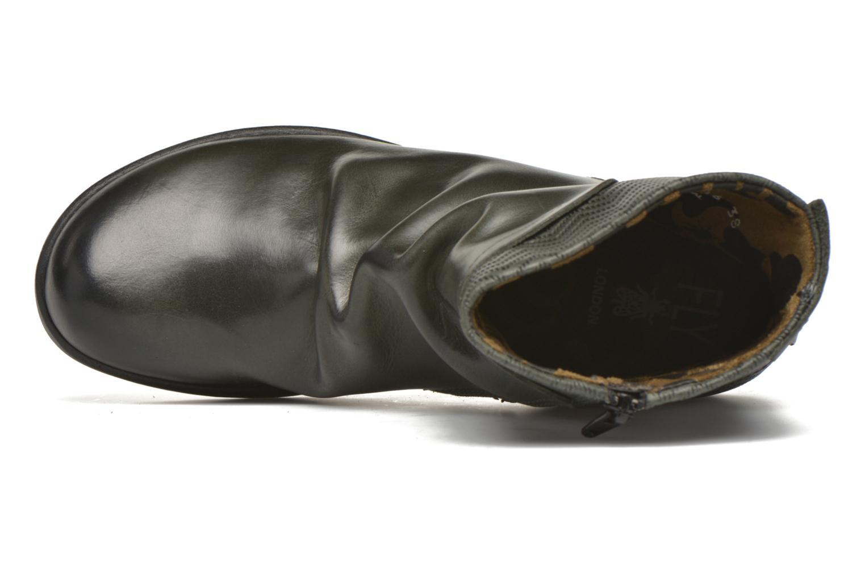 Boots en enkellaarsjes Fly London Mel Zwart links
