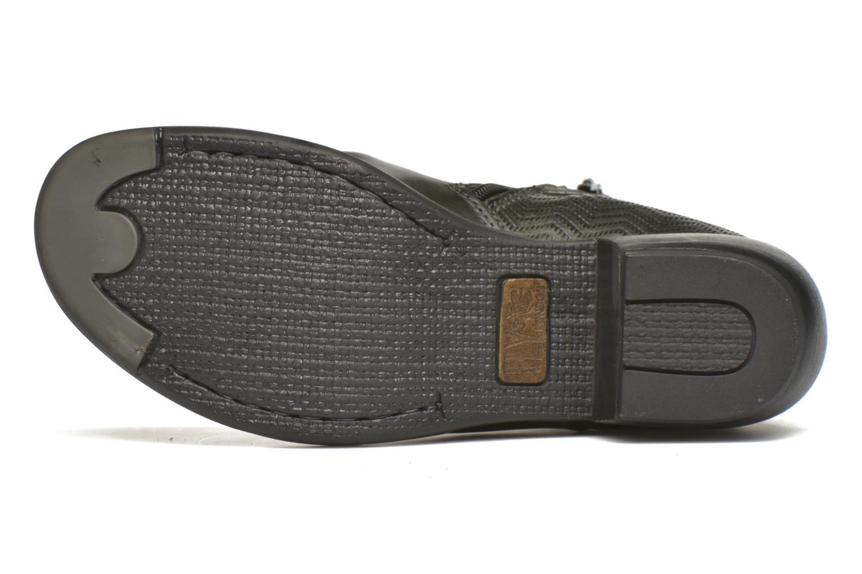 Stiefeletten & Boots Fly London Mel schwarz ansicht von oben