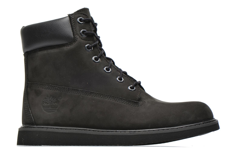 Boots en enkellaarsjes Timberland 6 in wedge Zwart achterkant