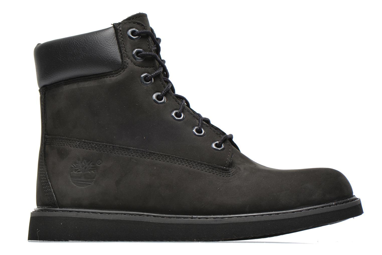 Bottines et boots Timberland 6 in wedge Noir vue derrière