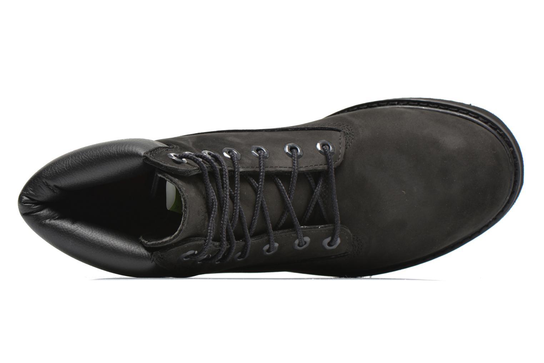 Bottines et boots Timberland 6 in wedge Noir vue gauche