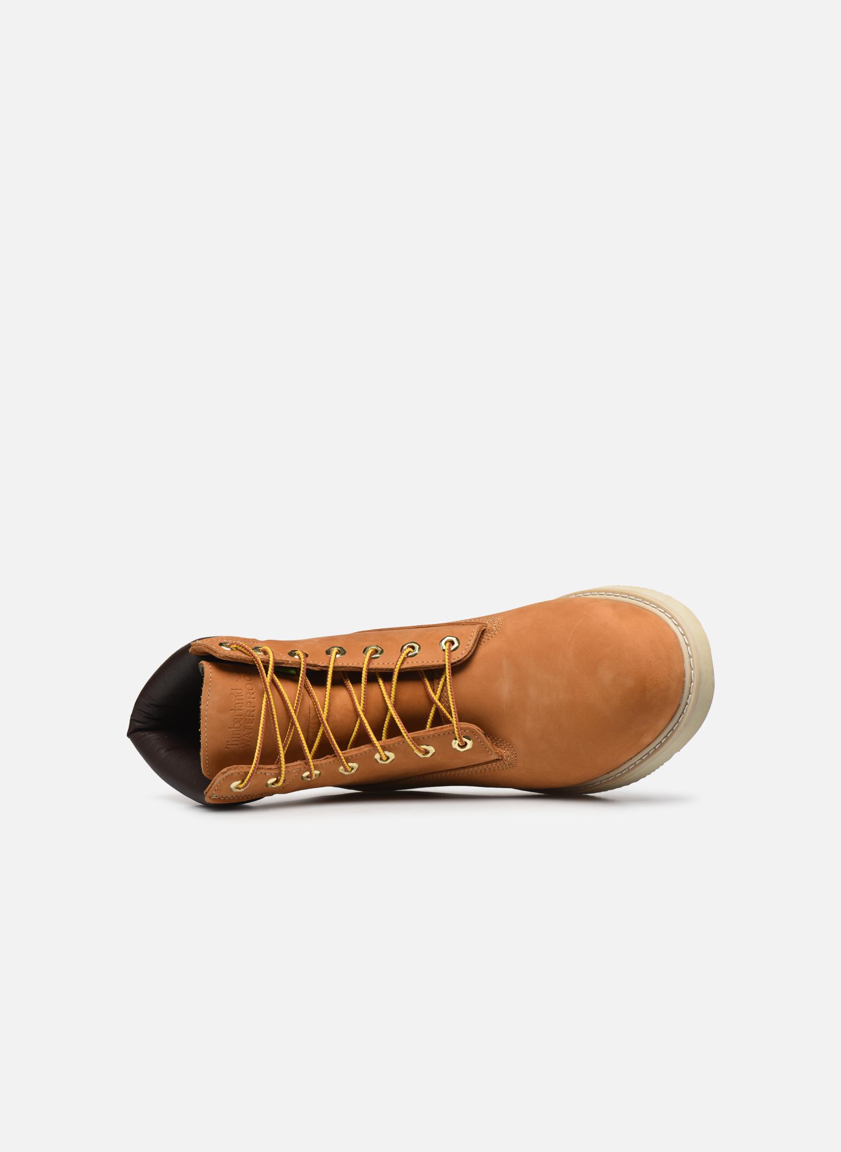 Boots en enkellaarsjes Timberland 6 in wedge Bruin links