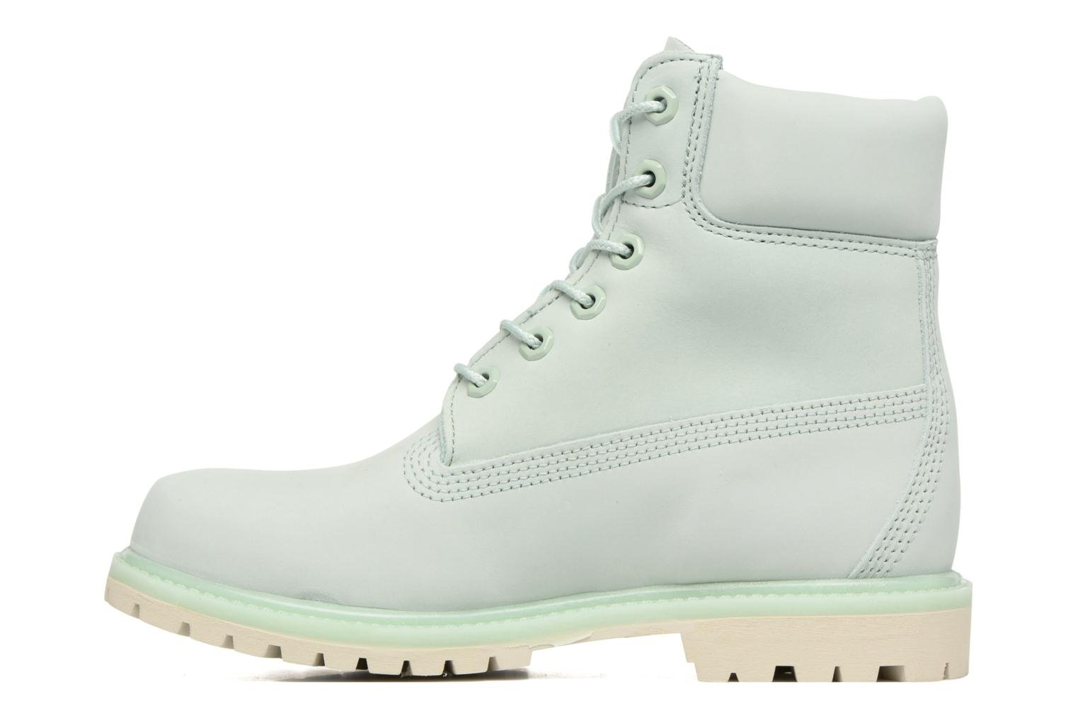 Bottines et boots Timberland 6 in premium boot w Vert vue face