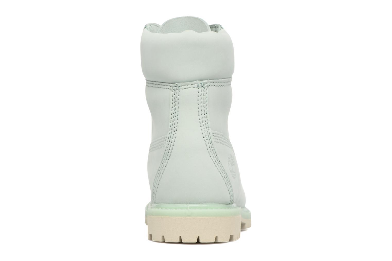 Bottines et boots Timberland 6 in premium boot w Vert vue droite