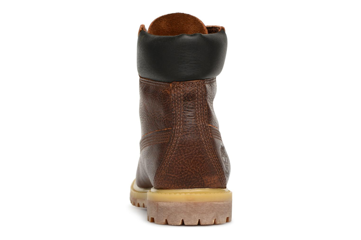 Bottines et boots Timberland 6 in premium boot w Marron vue droite
