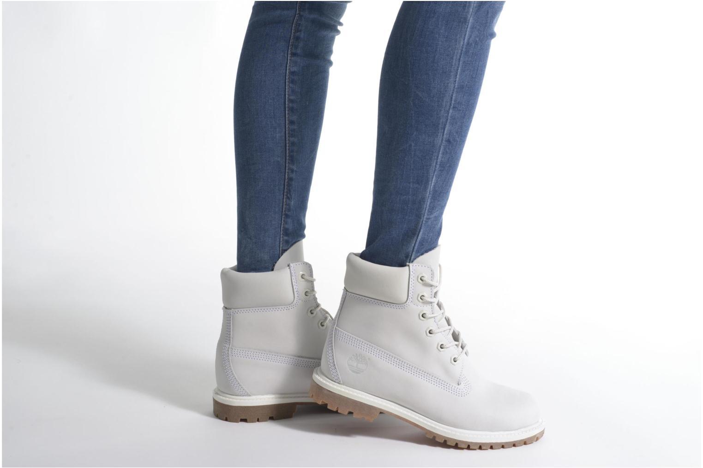 Stiefeletten & Boots Timberland 6 in premium boot w gelb ansicht von unten / tasche getragen