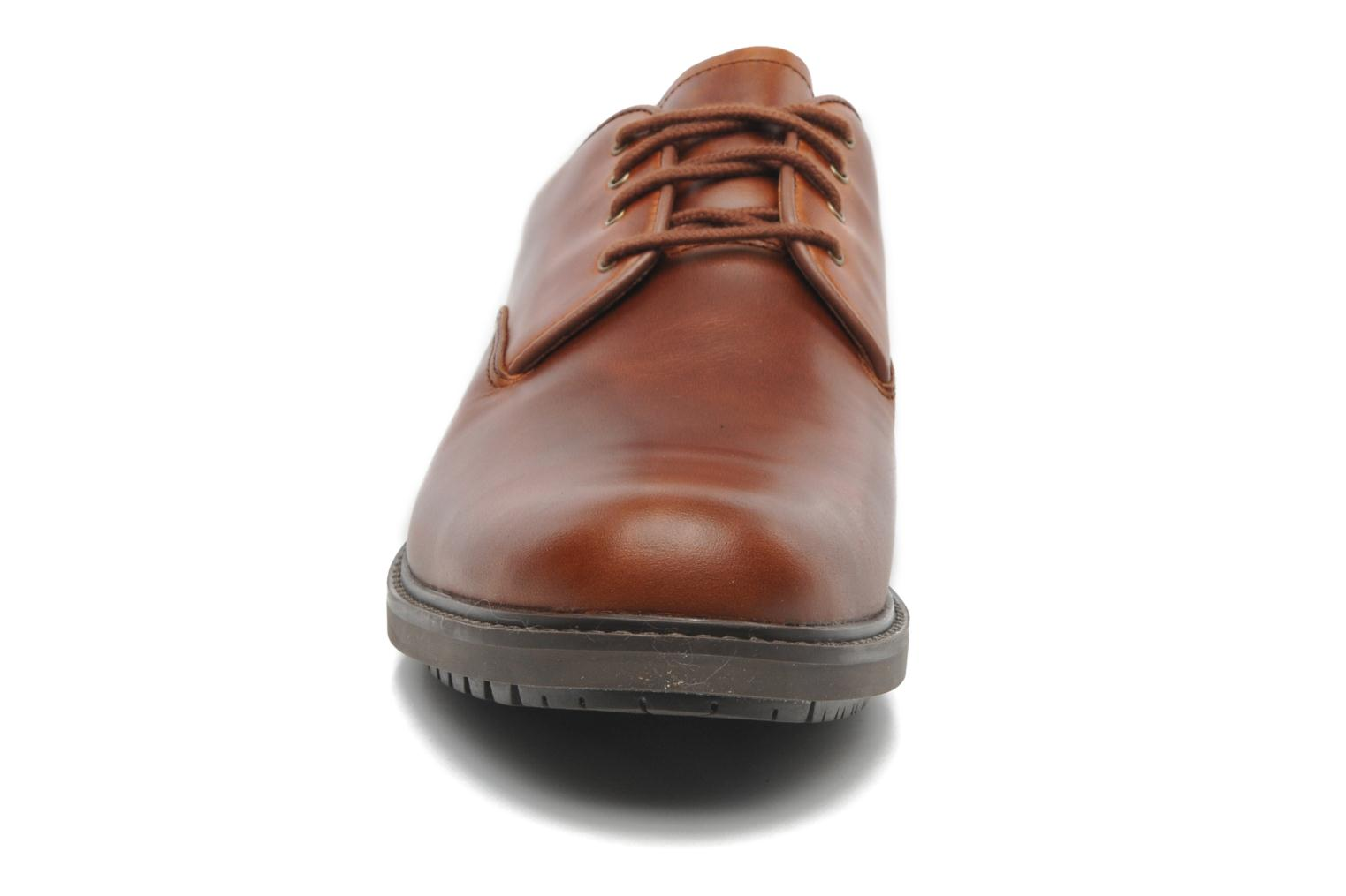 Veterschoenen Timberland Earthkeepers Stormbuck Plain Toe Oxford Bruin model