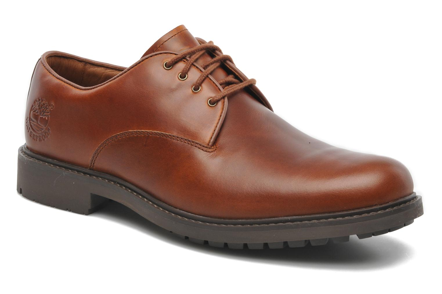 Earthkeepers Stormbuck Plain Toe Oxford Tan Fg