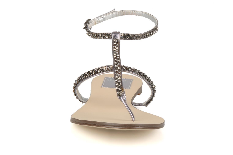 Sandalen Chocolate Schubar Diamond grau schuhe getragen