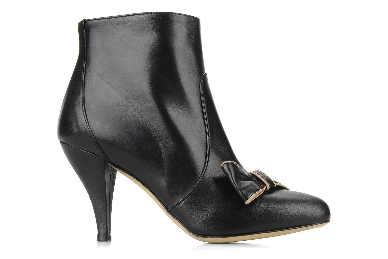Bottines et boots C.Petula Olga Noir vue derrière