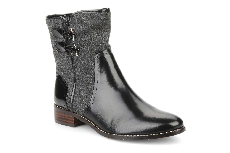Janette Noir et gris